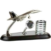 Набор настольный подарочный Самолет 10-24 25064