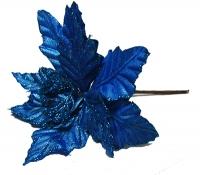 Новогодние украшения Цветок 10см 91026-PN