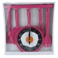 Часы настенные кухонные 6-367 (18752)