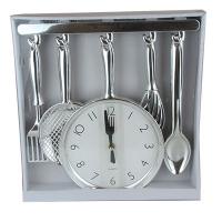 Часы настенные кухонные 6-368 (18752)