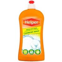 Средство для мытья посуды Helper Сочный лимон 500 г 0299