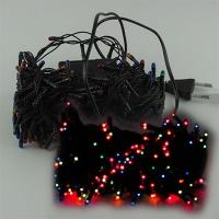 Гирлянда электрическая цветная 300л 5-260 (6366)
