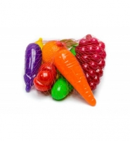 Набор фрукты и овощи 8 предметов Орион 362