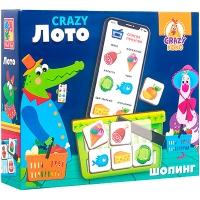 Игра настольная Crazy Лото рус VT8055-03