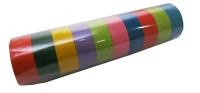 Скотч декоративный  цветной цена за10шт 8-229   (1/200)