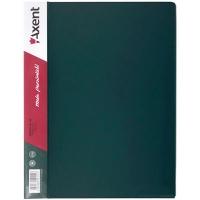 Скоросшиватель А4 зеленая Axent 1304-05-А