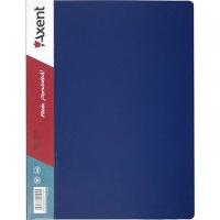 Скоросшиватель А4 синяя 1304-02-А