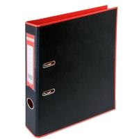 Папка регистратор А4 Style 70мм оранжево-черная собранная BM.3005-11c