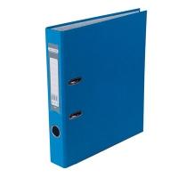 Папка регистратор А4 Jobmax LUX 50мм синяя сборная BM.3012-02c