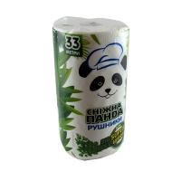 Полотенце бумажное Снежная панда BIG ROLL 1шт*18 (978)