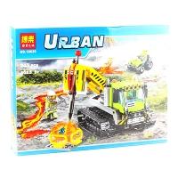 Конструктор Bela Urban Гусеничная машина 10639