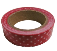 Скотч декоративный  цветной ткань 8-168   (24/1152)