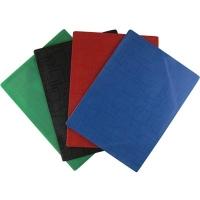 Папка на резинке А4 цветная 10-582 (23584)