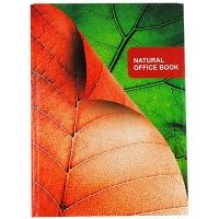 Книга канцелярская А4 176л офсет клетка Note book №1 Мицар Ц262060