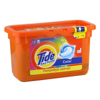 Капсулы для стирки TIDE Color 12 шт 8231