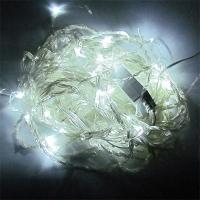 Гирлянда электрическая белая 180л 172116-166 (6366)