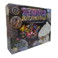 Набор для проведения раскопок JEWELS EXCAVATION камни укр JEX-01-02