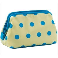 Косметичка Kite Fashion 608-2  K19-608-2 (голубой горох)