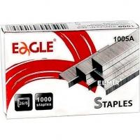 Скобы №26/6 Eco-Eagle 1005А