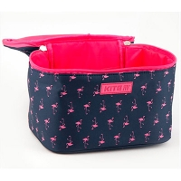 Косметичка Kite Fashion 604-1  К19-604-1 (фламинго)
