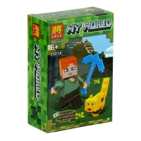 Конструктор Minecraft 33274