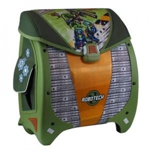 Рюкзак ортопедический каркасный TIGER Robotech 52951-TK