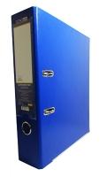 Папка регистратор А4 Economix 70 мм синяя собранная Е39721-02