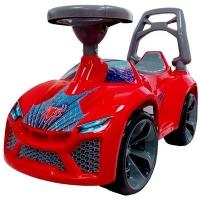 Автомобиль каталка Ламбо красный Орион 021