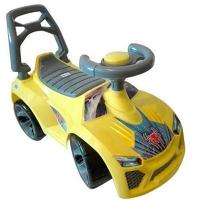 Автомобиль каталка Ламбо лимон Орион 39-9-8893