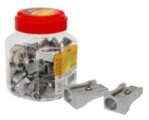Точилка металлическая в банке 100шт 52607-TK цена за шт