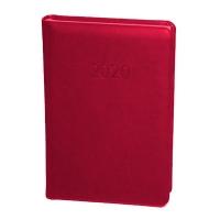 Ежедневник А6 датированный Vivella розовый EDA6_14-09