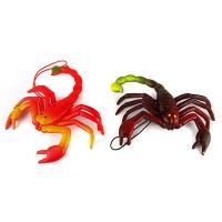 Игрушка резиновая Скорпион Цена за 1шт 8-151
