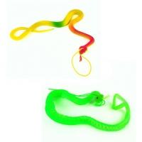Игрушка резиновая Змея 45см Цена за 1шт 8-156