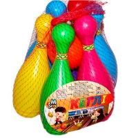 Кегли маленький сетка М.toys 17201