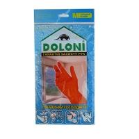 Перчатки латексные универсальные M DOLONI 4545