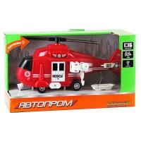 Вертолет свет звук 7674