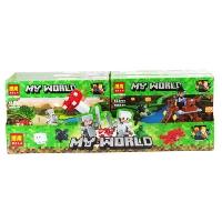 Конструктор Lego Minecraft 10954