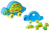 Развивающая игрушка Черепаха-розумаха 39201 Тигрес