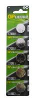 Батарейка GP LITHIUM 2032 5/блистеров (Цена за шт)
