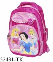 Ранец школьный Princess розовый 52431-TK