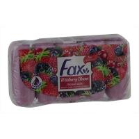 Мыло туалетное Факс Лесные ягоды экопак 5*070 1155