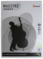 Бумага А4 500л Maestro Standard 80г/м2