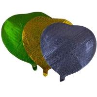 Воздушный шар Сердце голограмма фольга 10-479 (1562)