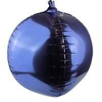 Воздушный шар Листик фольга 10-483 (1562)