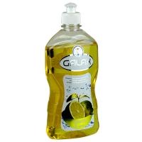 Гель для мытья посуды Galax концентрат Лимон 0,5 л 603781