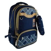 Рюкзак с пеналом 1-243 12235