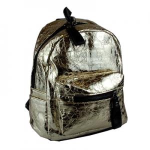 Рюкзак золото серебро 1-253 (12234)