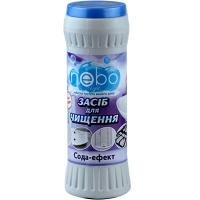 Чистящее средство Сода-эффект банка 400г NEBO Light