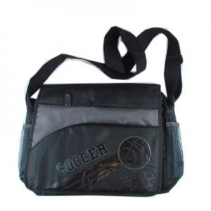 Сумка-портфель через плечо ткань полиэстер 8-11A