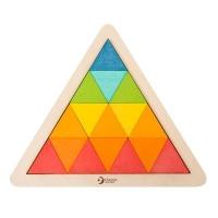 """Игрушка развивающая Classic World """"Треугольная мозаика"""" 3729 Соболев"""
